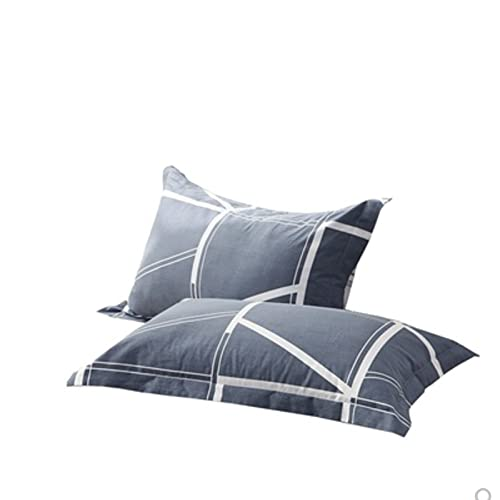 [Un Paquete] Almohada de algodón para niños 30 * 50 Four Seasons Funda de Almohada de algodón de Uso General Paquete de combinación de Almohada para jardín de Infantes