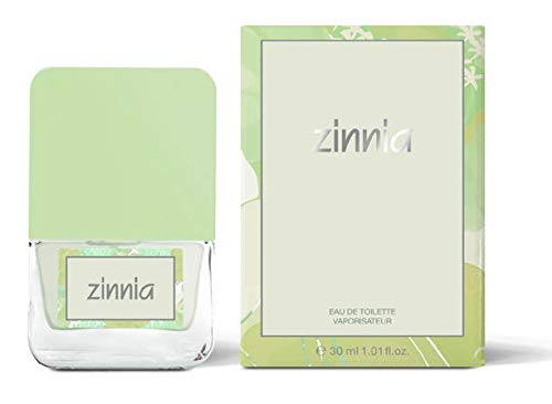 Zinnia Woman Eau de Toilette Natural Spray 30ml