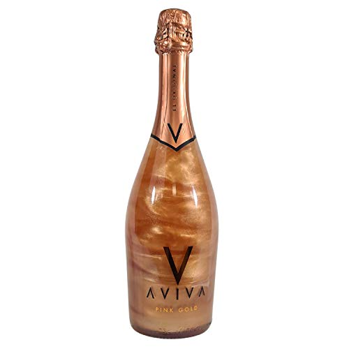 AVIVA Aromatized Wine Product Cocktail PINK GOLD 5,5% - 750ml
