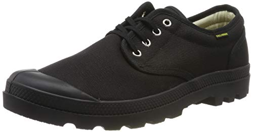 Palladium Unisex-Erwachsene Pampa Ox Orig U Sneaker, Schwarz (Black/Black 466), 47 EU