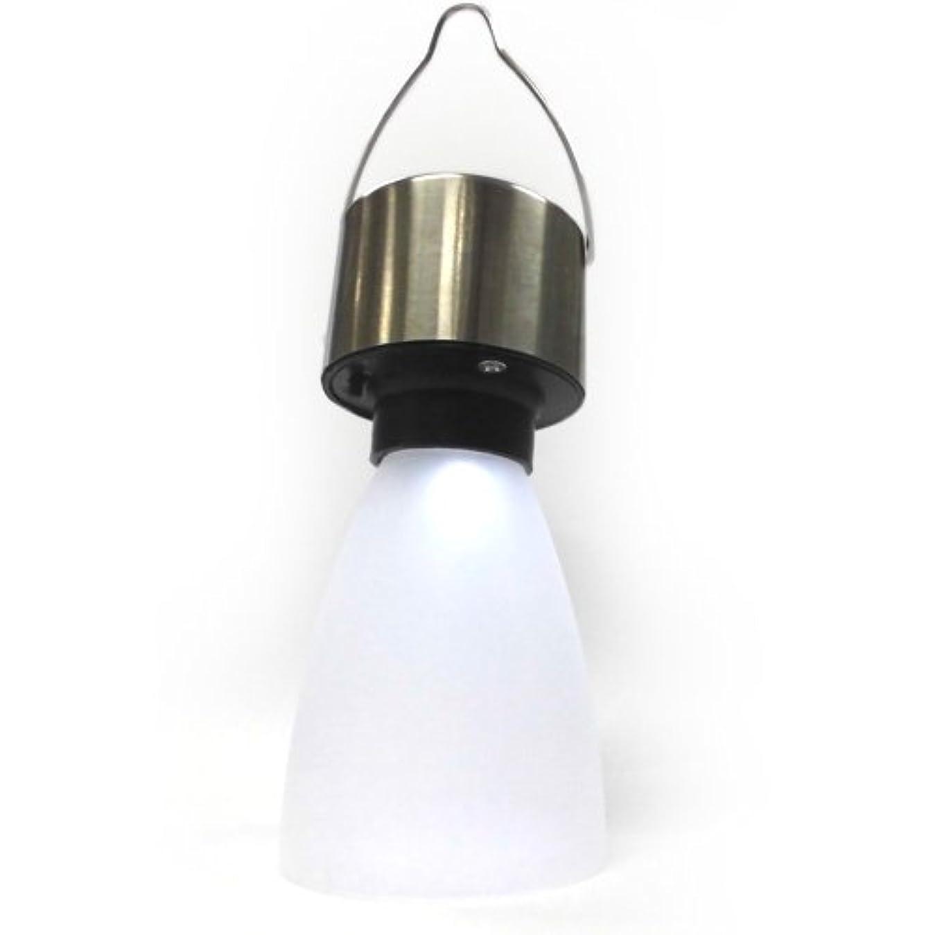 アラバマお嬢会計士LED ソーラーライト ランタン ソーラー充電式 吊り下げタイプ 屋外型 自動点灯
