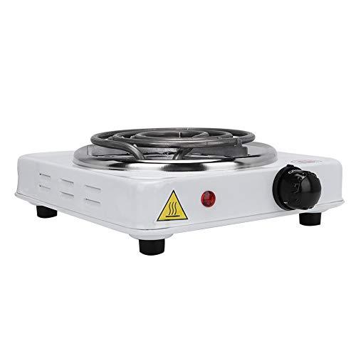 電気加熱プレート、500度まで掃除が簡単8.5 * 8.5 * 3.1インチのホットプレート、レストランのホットポー用キッチン(US standard 110V)