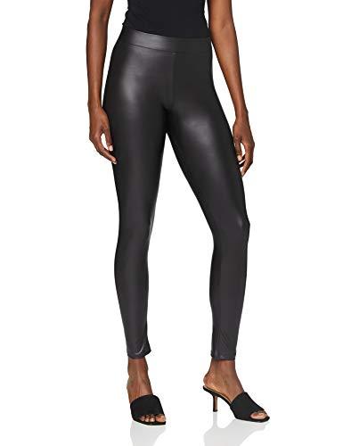 ONLY Damen ONLMEGAN Leggings CC Hose, Black, XL