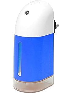 Humidificadores Aceites Esenciales Humidificador Humificador Humificador De Aromas con luz Nocturna y Difusor de Aroma, de Auto-Apagado, para Hogar, Oficina, Dormitorio, Bebé (Azul)