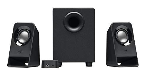 Logitech Z213 - Set de Altavoces (65-20000 Hz, 65-20000 Hz, 142 x 79 x 76 mm, 183 x 130 x 193 mm, Universal, Corriente alterna)