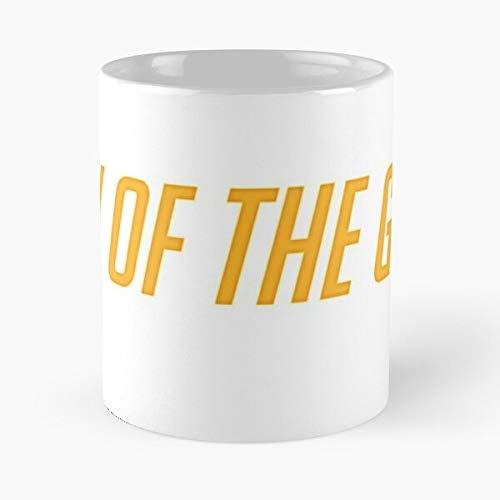 Bastion Potg of The Overwatch Game Mercy Play Reaper Best 11 Ounce Ceramic Coffee Mug Best - Taza de café (350 ml), diseño de café