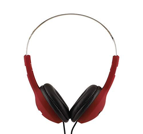 Apollo Plus Headphone with Extra Bass, Adaptive Lightweight Design, Immersive Audio, Adjustable, Over The Ear Headset for Fatigue Free Listening Experience for Xbox One, Laptop, PC and All Smartphones