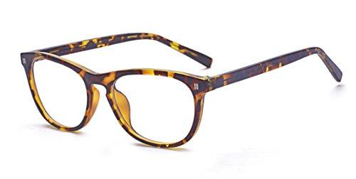 ALWAYSUV ALWAYSUV Blaulicht-Blockierende Linse Brille Anti Müdigkeit/UV für Smartphone/Computer/TV Brillenfassung