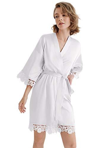 Kimono Encaje Mujer  marca SIORO