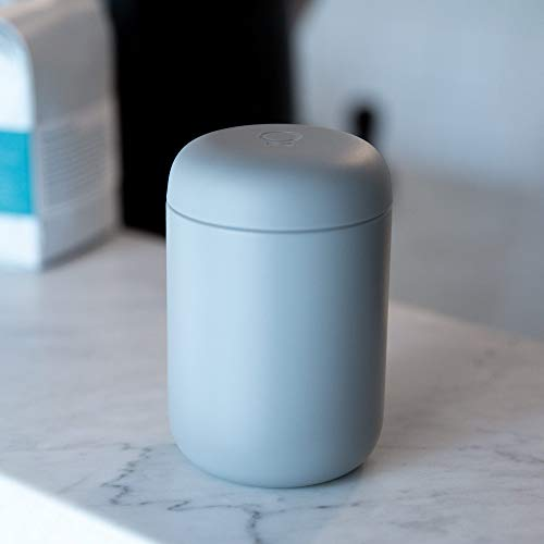 Fellow Carter Everywhere Mug, Vacuum Insulated w/True Taste Ceramic Coating, Matte Grey 12oz