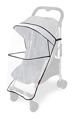 Maclaren Quest arc Silla de paseo - ligero, manillar unido, para recién nacidos hasta los 25kg, Asiento multiposición, suspensión en las 4 ruedas, Negro