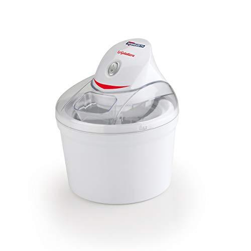 Gerd Haas Vertriebs GmbH - La gelatiera, macchina del gelato elettrica da 1,2 litri