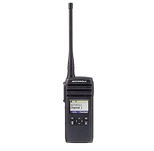 Motorola DTR600 1 Watt Digital Two Way Radio, Replaced DTR410 & DTR550