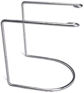 VARIERA Vacuum hose holder silver-colour