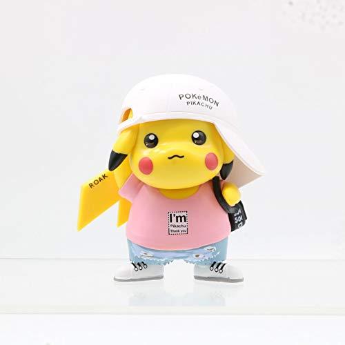 Figurine Pokemon Pop Pokemon Jouet Pokemon Pikachu Figurine Pikachu Pop Pendentif Mignon