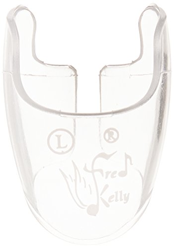 Fred Kelly Picks P7FF-L-3 Poly Freedom Finger Plektrum Large