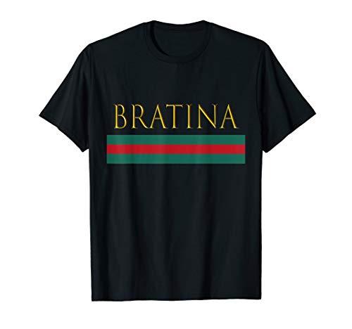 Bratina TShirt