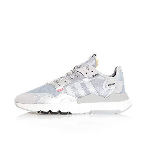 adidas Originals Nite Jogger Sneaker Herren Silber