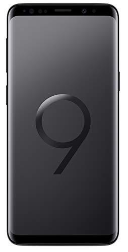 Samsung Galaxy S9 Smartphone (5,8 Zoll (14,7cm) 64GB interner Speicher, Dual SIM) - Deutsche Version (Generalüberholt)