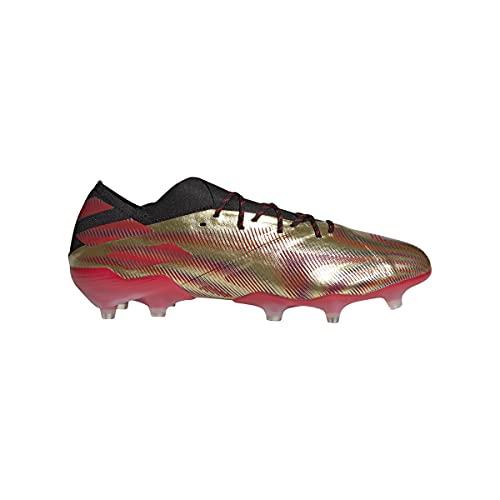 adidas Nemeziz Messi .1 FG, Zapatillas de fútbol Hombre, Dormet/Escarl/NEGBÁS, 40 2/3 EU