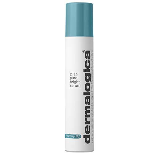 Dermalogica C-12 Pure Bright Serum (1.7 Fl Oz) Hyperpigmentation Treatment Face Serum - Brightens Skin To Improve Clarity and Minimize Discoloration