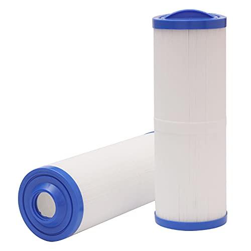 DriSubt 4CH-949 - Filtro de repuesto para filtro de spa Pleatco PWW50L Unicel 4CH-949 Filbur FC-0172, SD-01143, 817-4050,50 pies cuadrados filtros de piscina (2 unidades)