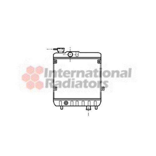 Van Wezel 49002011Ventilador, refrigeración del motor
