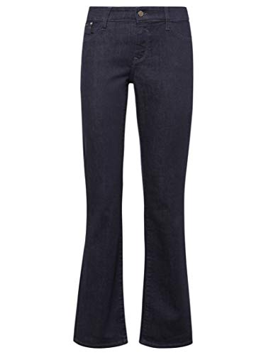 Mavi Damen Mona Straight Jeans, Blau (Rinse Uptown STR 23753), W26/L32