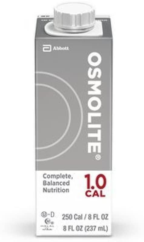 Osmolite 1 Cal 8 Oz Tetra Case Of 24 By Abbott