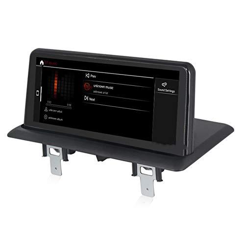 Navigazione GPS Autoradio per BMW 1 E81 E82 E87 E88 I20 2004-2011(CCC), IPS HD Android 10.0 Autoradio Stereo Supporta Il Controllo del Volante BT Mirror-Link 4G WiFi