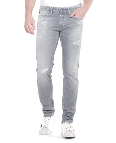 Le Temps des Cerises Jeans 700/11 Gris Destroy Japan RAGS