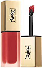 Yves Saint Laurent Tatouage Couture Liquid Matte Lip Stain 1 Rouge Tatouage for Women, 0.2 Ounce