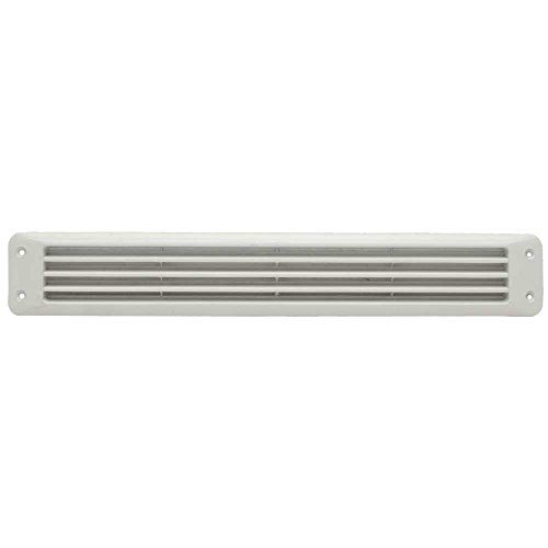 Attwood 6031497 Attwood Flush louvered Vent