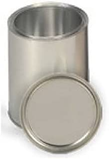 Empty Lined Quart Paint Can with Lids - Quantity 56