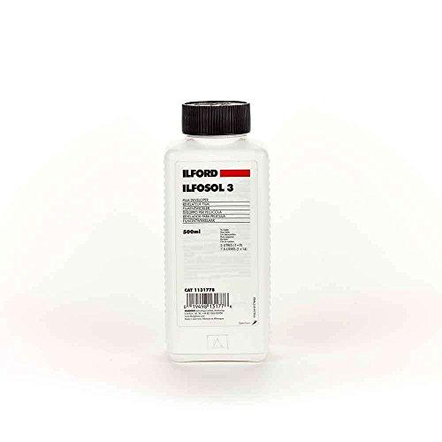 Ilford 1131778 Ilfosol 3, Filmentwicklung schwarz/weiß, 0,5 l