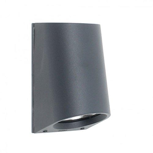 BEGA LED-Wandleuchte 3000K, grafit 24501K3