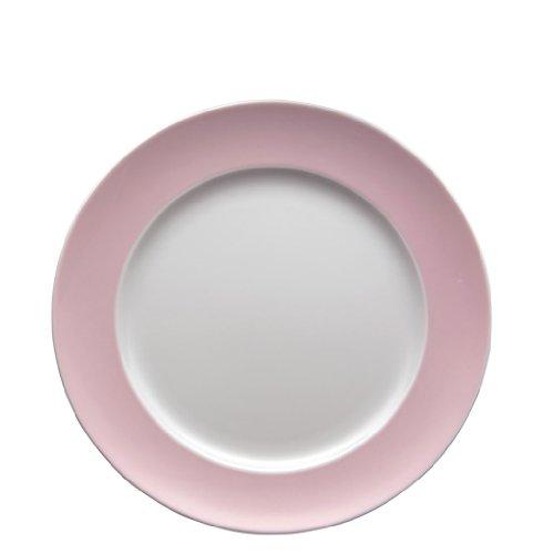 Rosenthal 10850-408533-10227 - Sunny Day - Speiseteller / Essteller - Light Pink / Rosa - Ø 27 cm
