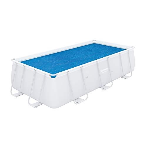 Bestway 58240 - Cobertor Solar para Piscina Desmontable 380x180 cm