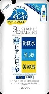 Utena Simple Balance Moist Lotion UV Refill 200 x 36 Piece Set (4901234324619)