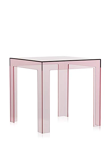 Kartell Jolly, Table Basse, Rose