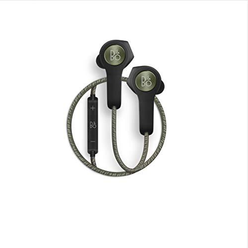 Bang & Olufsen Beoplay H5 Auricolari Bluetooth Wireless, Moss Green