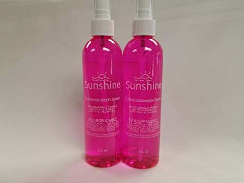 Sunshine Jewelry Cleaner (2 Each) 8 Ounce