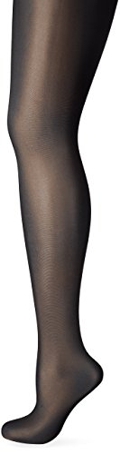 Wolford Damen Strumpfhosen (LW) Neon 40, 40 DEN,black,Large (L)