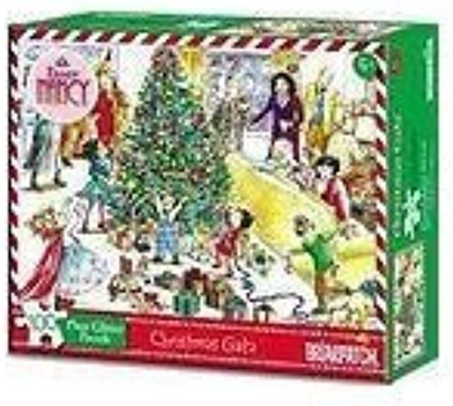 Fancy Nancy Holiday Puzzle by Briarpatch