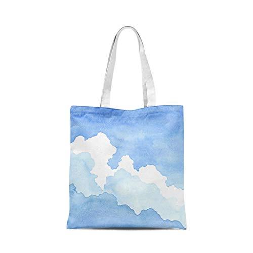XXT Umweltschutz-Beutel-Retro- Nette eine Schulter Tasche Stoff Umweltschutz Tasche (Color : A, Size : 35 * 40cm)
