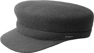カンゴール ハット 帽子 メンズ Wool Enfield Cap Dark Flannel