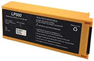 Replacement For Medtronic Lifepak 500 Battery