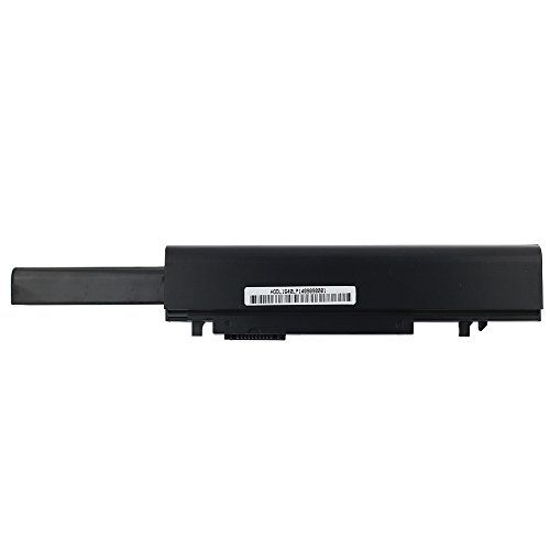 Bay Valley Parts@High Capacity Dell Laptop Battery for Dell Studio XPS 16 1640 1645 1647 U011C 312-0814 W298C 11.1v 7800mah Li-ion 9 Cell