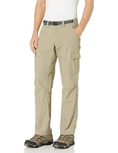 Columbia Cascades Explorer Pantalon Homme, Tusk, W28/L34