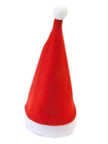 Generique - Chapeau de Père Noël Centre de Table
